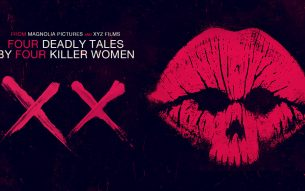 Women in Horror Month- Review of the Female Driven Horror Anthology 'XX'