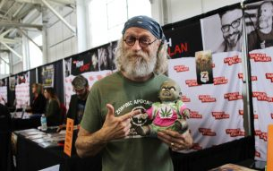 "Walker Stalker Interview: Z-Nation's ""Doc"" Russell Hodgkinson"