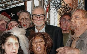 George Romero's Next Undead Flick is about Race Car Driving Zombies