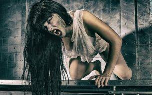 Comrades In Horror-Kelsey Zukowski