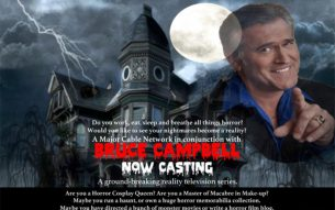 Bruce Campbell reality show cancelled before production starts